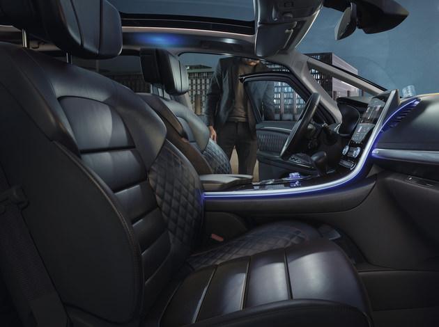 Utnyttja komforten i bilen på bästa sätt