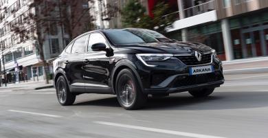 Nya Renault Arkana