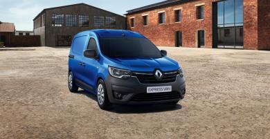 Nya Renault Express
