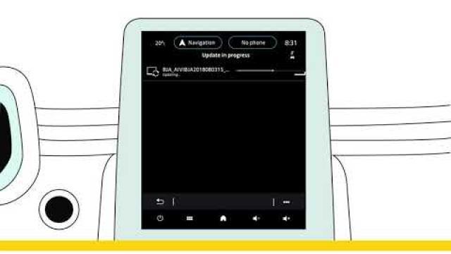 AUTOMATISK UPPDATERING AV EASY LINK OCH KARTOR: AUTO-UPDATE