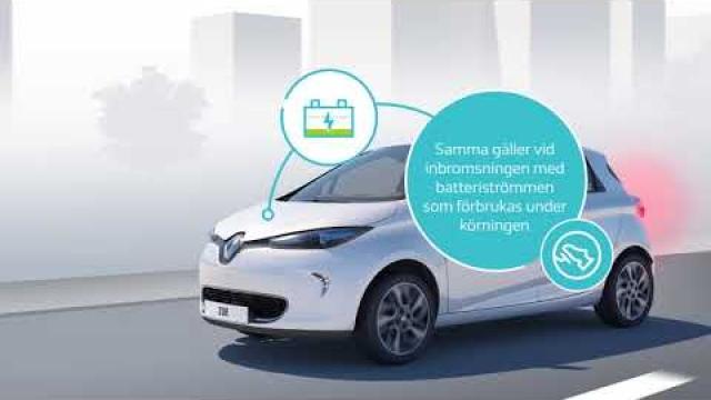 De 10 ofrånkomliga  För att optimera din eldrivna Renault