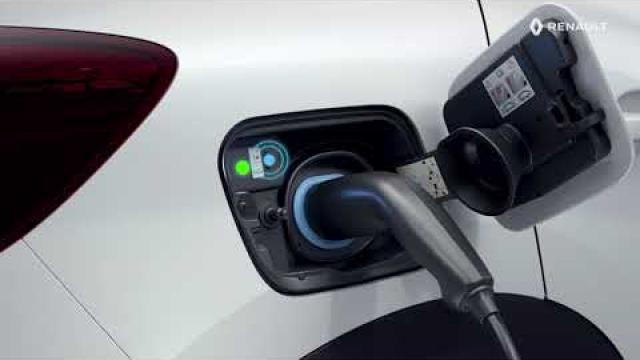 E-TECH PLUG-IN HYBRID - Laddning av drivbatteriet