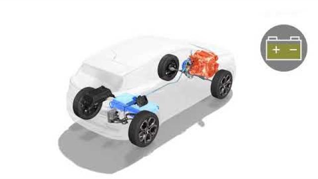 E-TECH PLUG-IN HYBRID - Introduktion till elmotorer och batteri