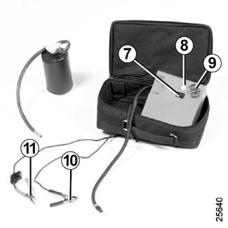 starthjälp koppla batteri